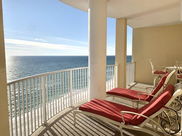 10611 Front Beach Road #1302, Panama City Beach, FL 32407 (MLS #839456) :: Berkshire Hathaway HomeServices PenFed Realty