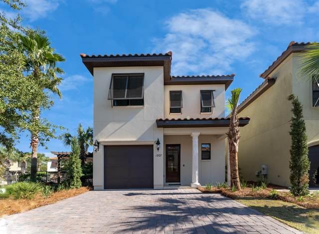 1927 Boardwalk Drive, Miramar Beach, FL 32550 (MLS #839738) :: The Premier Property Group