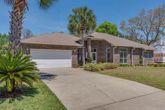 6942 Turnberry Circle, Navarre, FL 32566 (MLS #844110) :: Coastal Lifestyle Realty Group