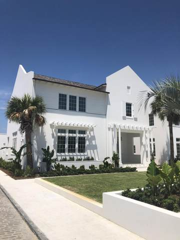 129 Catnap Alley Lot 31, Inlet Beach, FL 32461 (MLS #849007) :: Vacasa Real Estate
