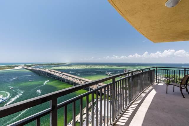 10 Harbor Boulevard W1126, Destin, FL 32541 (MLS #852653) :: The Premier Property Group