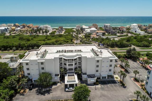 9961 E County Highway 30A Unit 403, Inlet Beach, FL 32461 (MLS #867431) :: The Honest Group
