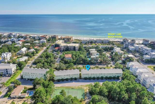 19 Brentwood Lane #302, Santa Rosa Beach, FL 32459 (MLS #883177) :: The Chris Carter Team
