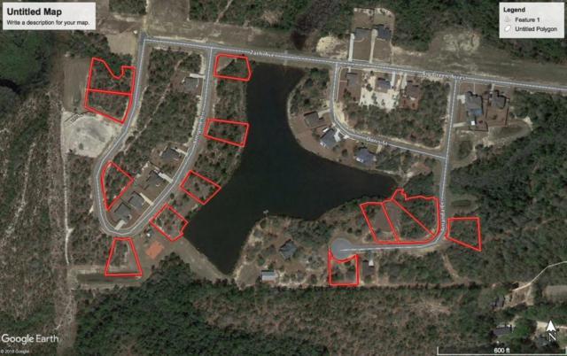 13 LOTS Lake Arthur Phase II, Crestview, FL 32536 (MLS #709634) :: Scenic Sotheby's International Realty