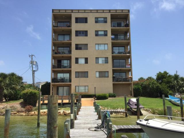 335 Bluefish Drive Unit 61, Fort Walton Beach, FL 32548 (MLS #772526) :: Berkshire Hathaway HomeServices Beach Properties of Florida