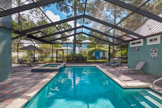282 Wood Beach Drive, Santa Rosa Beach, FL 32459 (MLS #806918) :: Classic Luxury Real Estate, LLC
