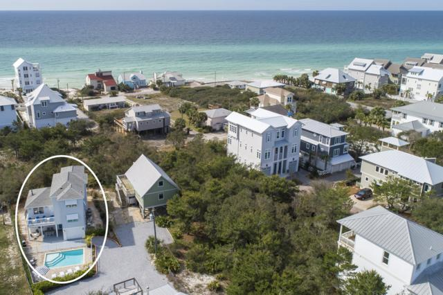 219 Walton Rose Lane, Inlet Beach, FL 32461 (MLS #813927) :: Classic Luxury Real Estate, LLC