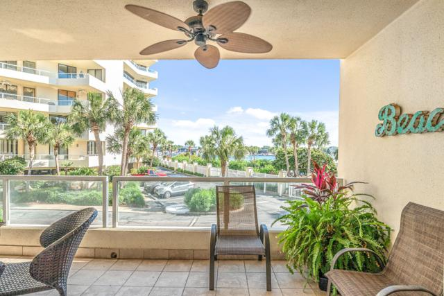 110 Gulf Shore Drive Unit 126, Destin, FL 32541 (MLS #823837) :: Linda Miller Real Estate