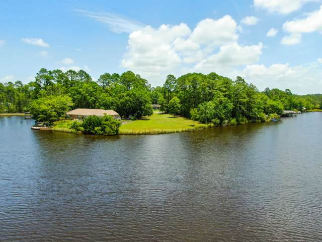 282 Bayou Circle, Freeport, FL 32439 (MLS #825145) :: Scenic Sotheby's International Realty