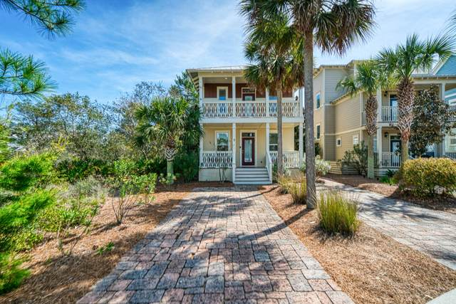 9 Woody Wagon Way, Inlet Beach, FL 32461 (MLS #842592) :: Luxury Properties on 30A