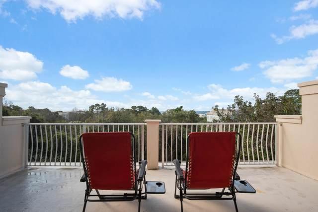 44 Coastal Grove Way Unit 8, Santa Rosa Beach, FL 32459 (MLS #843196) :: Luxury Properties on 30A