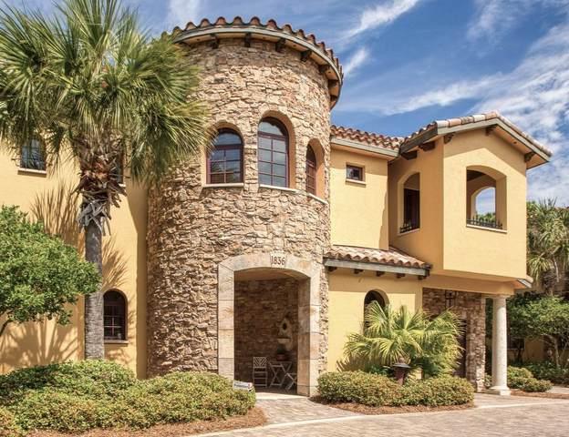 1836 Tuscana Drive, Miramar Beach, FL 32550 (MLS #843212) :: ENGEL & VÖLKERS