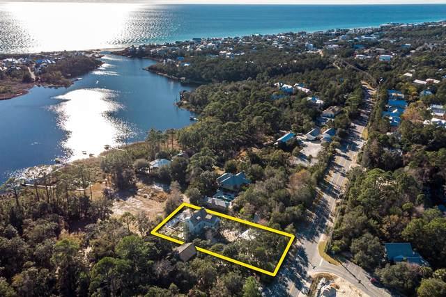 3191 W County Hwy 30A, Santa Rosa Beach, FL 32459 (MLS #861744) :: Scenic Sotheby's International Realty