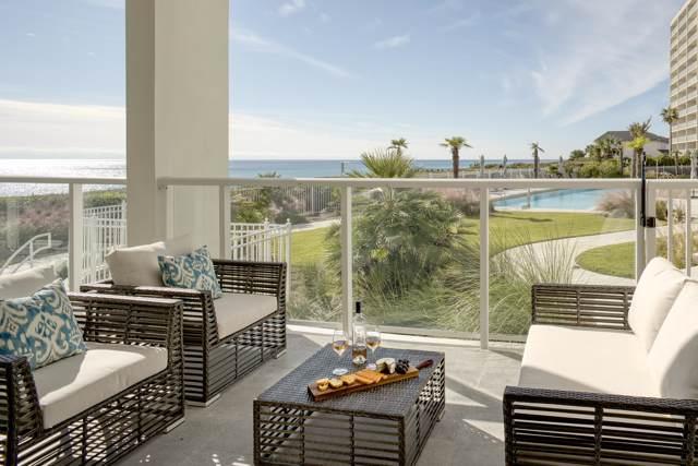 3820 E County Hwy 30A #107, Santa Rosa Beach, FL 32459 (MLS #761722) :: Linda Miller Real Estate