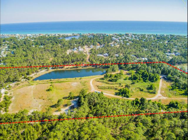 Lots 17&18 Sugar Drive, Santa Rosa Beach, FL 32459 (MLS #766891) :: The Beach Group