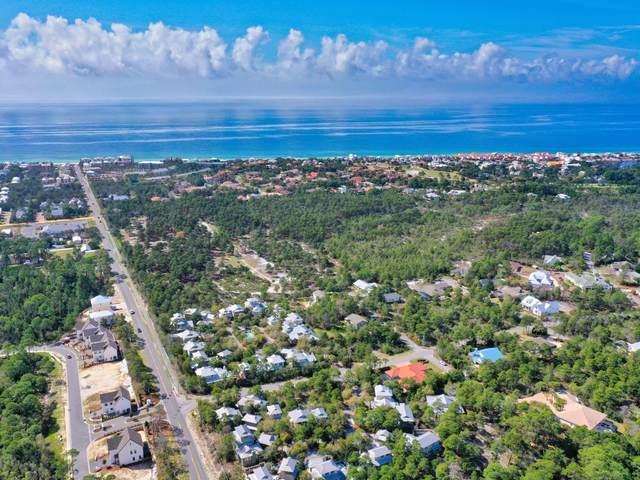 Lot 12 Summit Drive, Santa Rosa Beach, FL 32459 (MLS #777909) :: Scenic Sotheby's International Realty