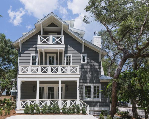 135 Forest Street, Santa Rosa Beach, FL 32459 (MLS #801651) :: The Beach Group