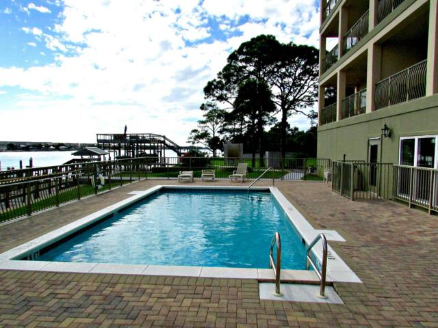 187 SE Brooks Street Unit A202, Fort Walton Beach, FL 32548 (MLS #802549) :: Luxury Properties on 30A