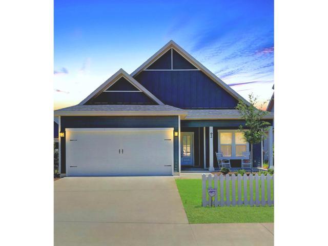 92 Emma Grace Lane Lot 38, Santa Rosa Beach, FL 32459 (MLS #804674) :: Luxury Properties Real Estate