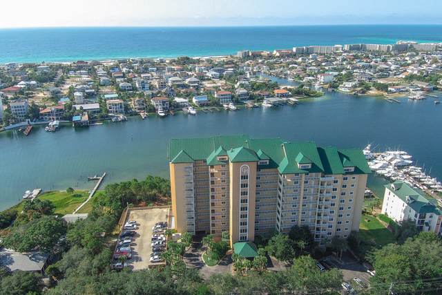 662 Harbor Boulevard Unit 320, Destin, FL 32541 (MLS #830897) :: Coastal Luxury