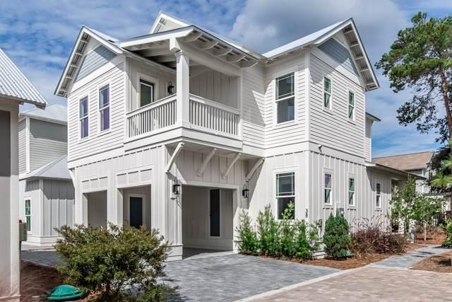 38 Grayton Boulevard Lot 4, Santa Rosa Beach, FL 32459 (MLS #786623) :: Keller Williams Emerald Coast