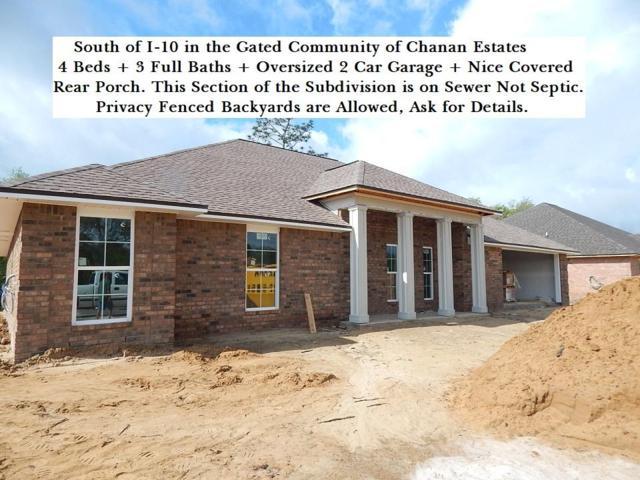 4717 Chanson Crossing Crossing, Crestview, FL 32539 (MLS #814300) :: Classic Luxury Real Estate, LLC
