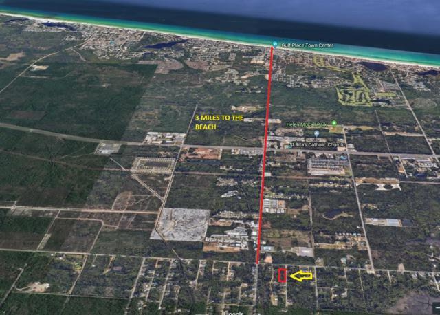 XXX 11th Street, Santa Rosa Beach, FL 32459 (MLS #792206) :: Luxury Properties Real Estate