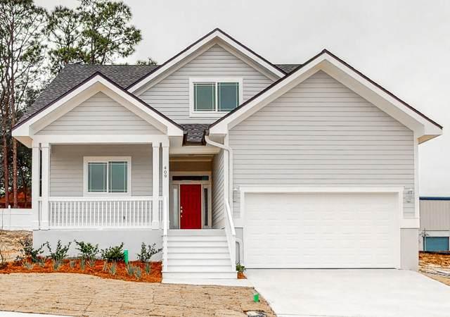 409 Hideaway Lane, Niceville, FL 32578 (MLS #848982) :: Counts Real Estate Group