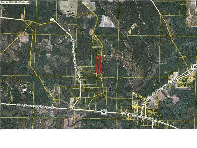 Lot 11+ Red Gate Rd Road, Ponce De Leon, FL 32455 (MLS #702790) :: Luxury Properties Real Estate