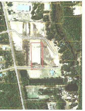 Lot 11 Trout Branch Industrial Park, Freeport, FL 32439 (MLS #714516) :: ResortQuest Real Estate
