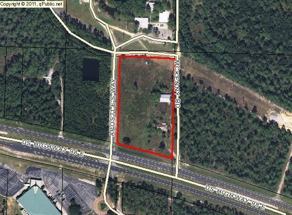 5283 E Us Highway 98, Santa Rosa Beach, FL 32459 (MLS #724856) :: Keller Williams Realty Emerald Coast