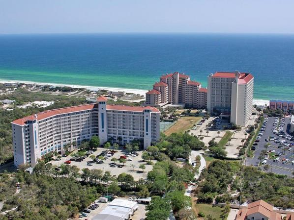550 Tops'l Beach Blvd #310, Sandestin, FL 32550 (MLS #758735) :: ResortQuest Real Estate