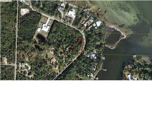 LOT 31C Woodland Bayou Drive, Santa Rosa Beach, FL 32459 (MLS #761917) :: Scenic Sotheby's International Realty