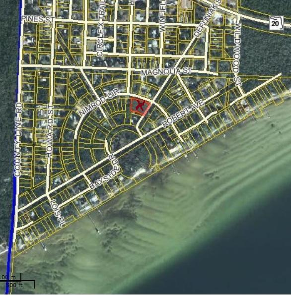 .69 Acres Nimrod Circle, Niceville, FL 32578 (MLS #764671) :: Coast Properties