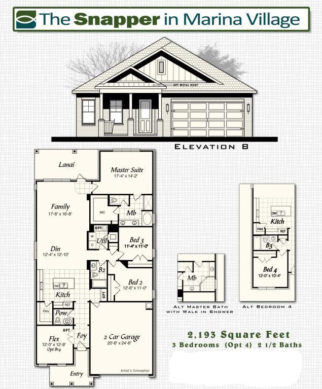 138 Oak Tree Boulevard, Freeport, FL 32439 (MLS #768250) :: Hammock Bay