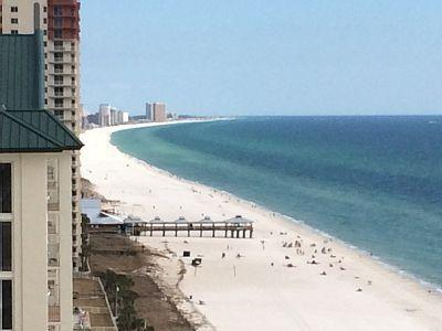 10611 Front Beach Road Unit 1502, Panama City Beach, FL 32407 (MLS #769474) :: Luxury Properties on 30A