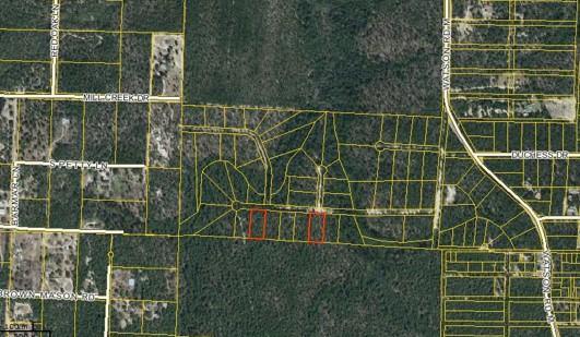XXX Lots 3 & 7 Blk 18 Oakwood Hill, Defuniak Springs, FL 32433 (MLS #770011) :: ResortQuest Real Estate