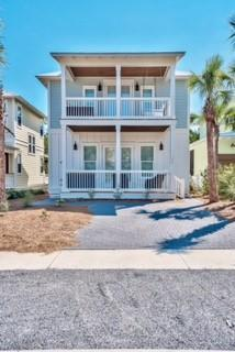 158 E Blue Crab Loop, Inlet Beach, FL 32461 (MLS #774094) :: Scenic Sotheby's International Realty