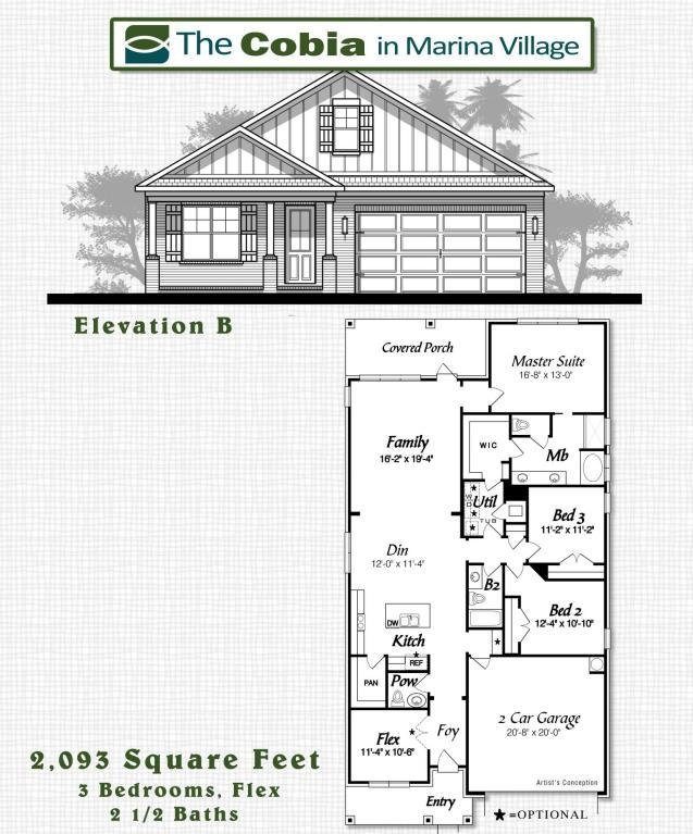 Lot 25 Oak Tree Boulevard, Freeport, FL 32439 (MLS #777132) :: Hammock Bay