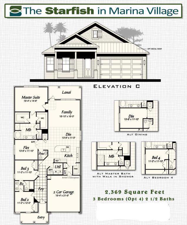 Lot 26 Oak Tree Boulevard, Freeport, FL 32439 (MLS #777133) :: Hammock Bay