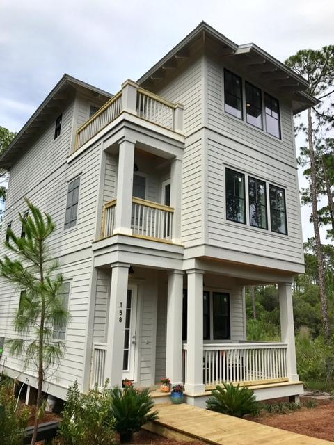 156 Redbud Lane, Seacrest, FL 32461 (MLS #777602) :: RE/MAX By The Sea