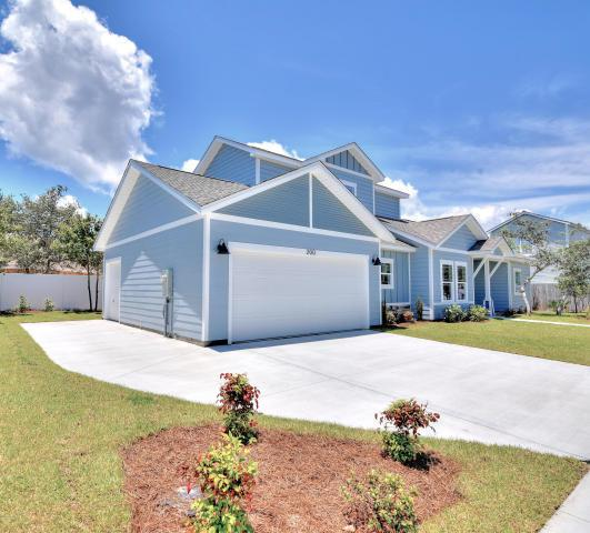 200 Wiregrass Lane, Panama City Beach, FL 32407 (MLS #778101) :: RE/MAX By The Sea