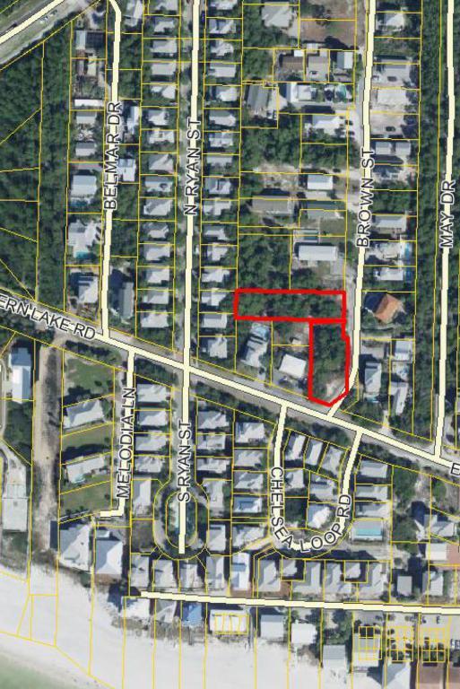 TBD Brown Street, Santa Rosa Beach, FL 32459 (MLS #778131) :: Scenic Sotheby's International Realty