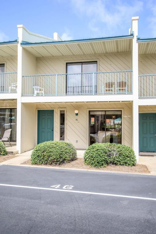 2800 Scenic Gulf Drive Unit 46, Miramar Beach, FL 32550 (MLS #778355) :: Classic Luxury Real Estate, LLC