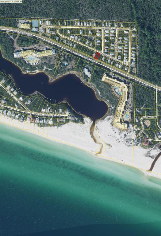 LOT 110 W Bartons Way, Santa Rosa Beach, FL 32459 (MLS #779736) :: Luxury Properties on 30A