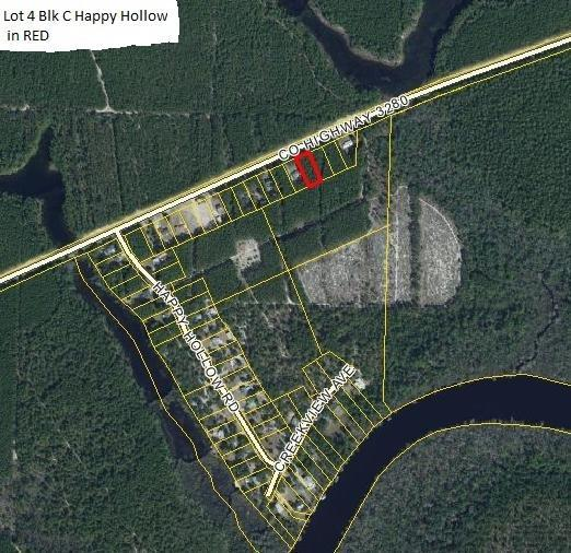 (Lot 4-C) Co Highway 3280, Freeport, FL 32439 (MLS #781756) :: Classic Luxury Real Estate, LLC