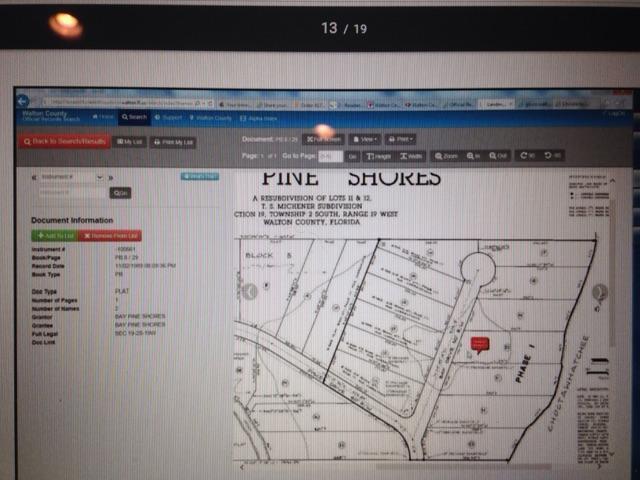 Lot #20 Carolynn Lane, Santa Rosa Beach, FL 32459 (MLS #782604) :: ResortQuest Real Estate
