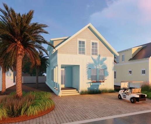 TBD Lot 15 Dune Side Lane, Santa Rosa Beach, FL 32459 (MLS #782646) :: Classic Luxury Real Estate, LLC