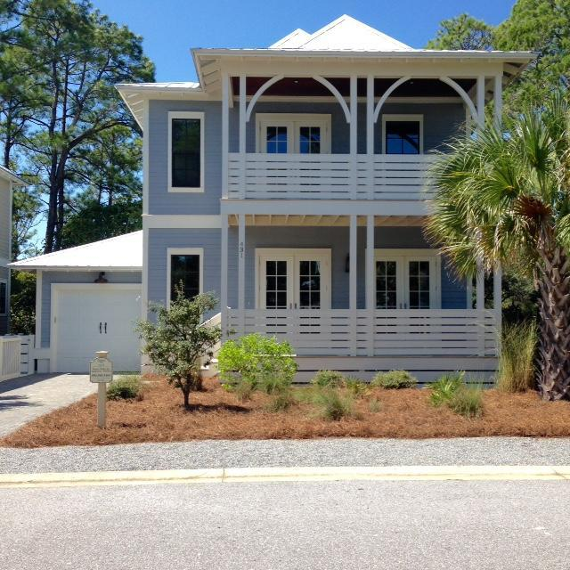 431 Matts Way, Santa Rosa Beach, FL 32459 (MLS #783045) :: Somers & Company