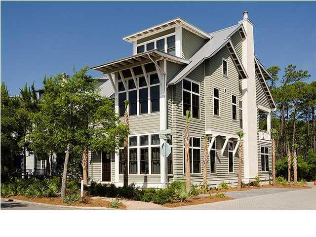 31 Park Row Lane, Santa Rosa Beach, FL 32459 (MLS #785304) :: Classic Luxury Real Estate, LLC